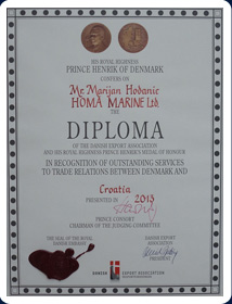 Diploma of Danish EA